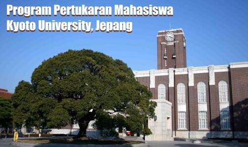 Program Pertukaran dari Kyoto University Jepang