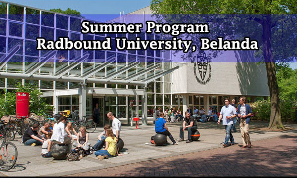 Summer Program Radboud University Belanda