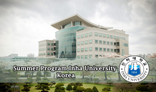 Summer Program Inha University Korea