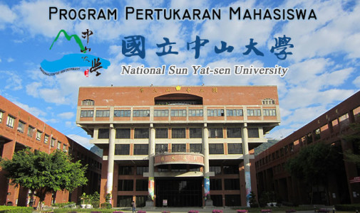 Program Pertukaran Mahasiswa dari National Sun Yat-Sen University (NSYSU) Taiwan