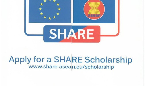 Beasiswa Program SHARE Scholarship