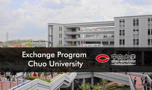 Program Pertukaran Chuo University Jepang