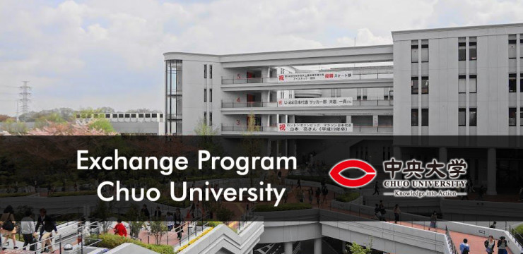 Exchange Program Chuo University Japan