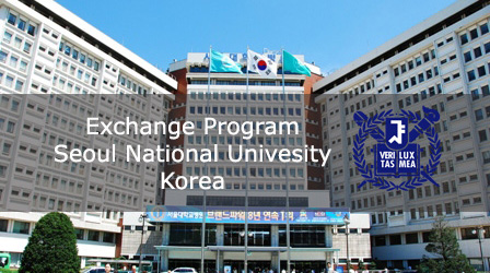 Exchange Program Seoul National University Korea