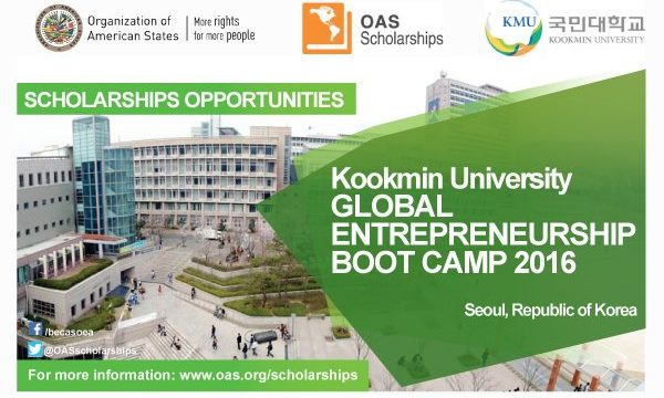 K-GEB Program from Kookmin University, Korea