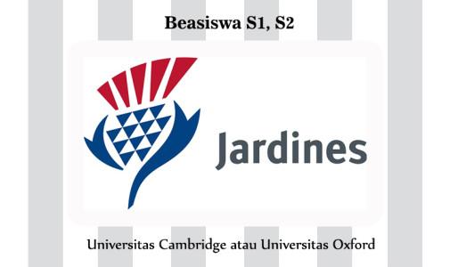 Scholarship From Jardine Foundation