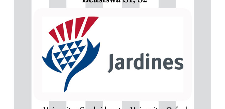 Scholarship From Jardine Foundation