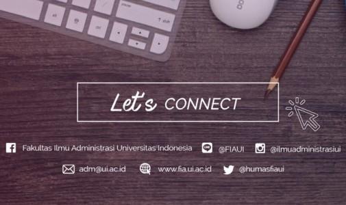 Akun Resmi Media Sosial FIA UI