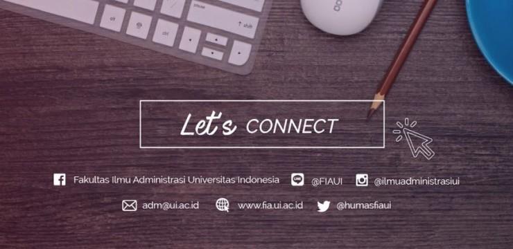 (Indonesia) Akun Resmi Media Sosial FIA UI