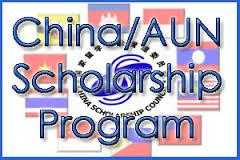 Penawaran Terbuka Penerima Beasiswa China-Asean University Network (AUN)