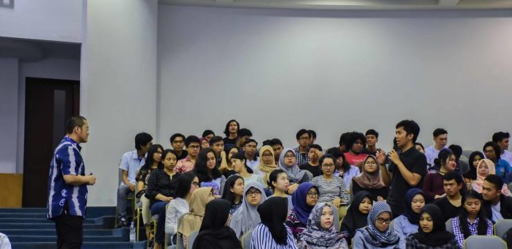 """Kuliah Umum """"Membangun Manusia Indonesia melalui Ilmu Administrasi"""""""
