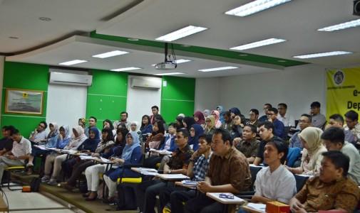 FIA UI Selenggarakan Pengenalan Sistem Akademik Fakultas Program Magister dan Doktor Tahun Ajaran Gasal 2017/2018