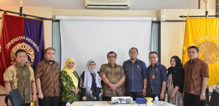 Kunjungan Akademik Universitas Subang ke FIA UI