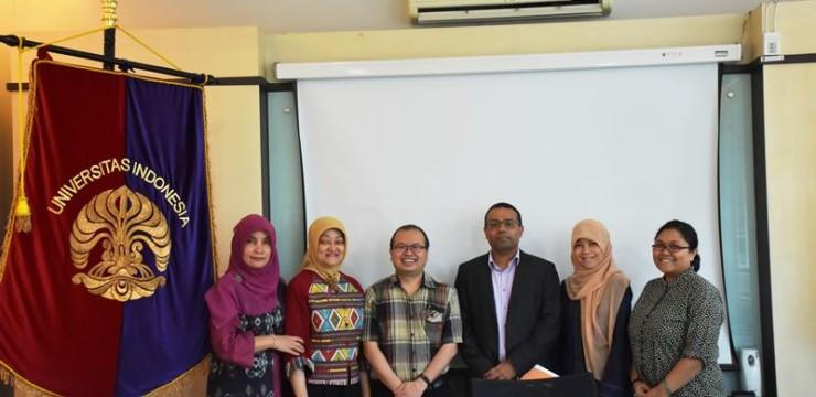 FIA UI Jajaki KKI dengan Deakin University