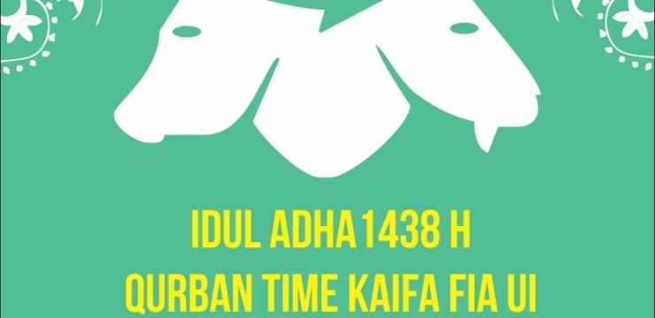 Informasi Qurban Time KAIFA FIA UI