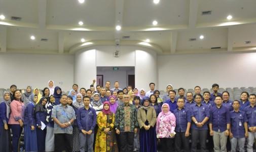 (Indonesia) FIA UI Perkuat Komitmen Melalui Penandatangan Pakta Integritas