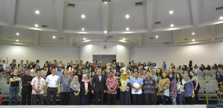 (Indonesia) [Kuliah Umum] Pentingnya Performance Measurement untuk Mencapai Tujuan