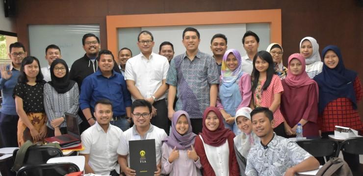 (Indonesia) [Kuliah Tamu] Jose Tiu Sonco dari National College of Public Administration University of Phillipines