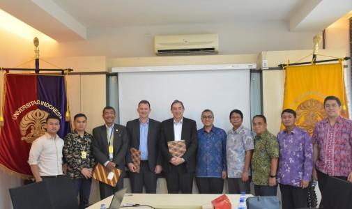 (Indonesia) New Zealand University Link Lakukan Memorandum of Agreement dengan UI CSGAR