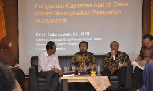 (Indonesia) Membangun Desa Melalui Pembangunan Sumber Daya Manusia