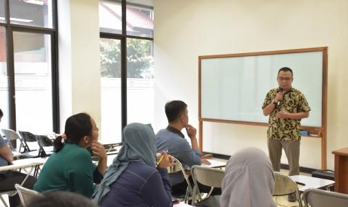 (Indonesia) Mantapkan Target 2018, FIA UI Gelar Pelatihan Sasaran Kinerja Pegawai