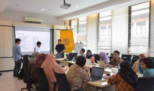 (Indonesia) Permudah Administrasi Keuangan, FIA UI Ciptakan Sistem Dokumentasi Keuangan Sidoku