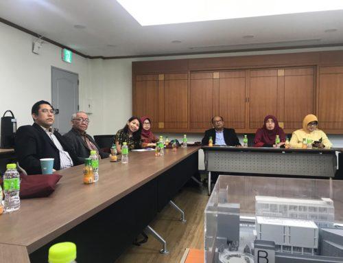 Delegasi FIA UI Jajaki Kerja Sama dengan Universitas SKKU dan SNU Korea Selatan